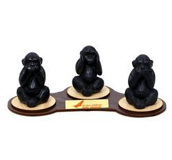 Decorative Table Top Monkey Statue