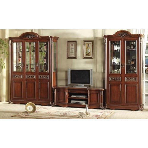 Brown Living Room TV Cabinets, Rs 29500 /piece, Living Space ...
