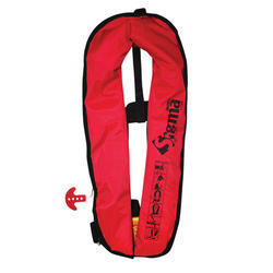Sigma Red Inflatable Life Jacket, 71096