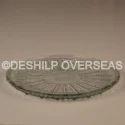 Deshilp Overseas Clear Glass Plate