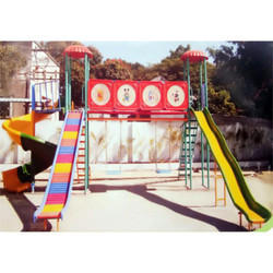 FRP Multi Purpose Play System