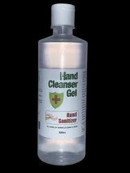 Hand Sanitizer Germ Protection Alcohol Sanitizing Gel Rinse-free Hand Rub Palm Cleanser-500ml