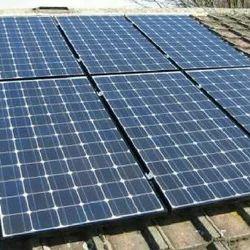 Commercial Solar Panel Installation Service