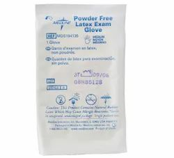 Sterile Powder-Free Latex Exam Gloves