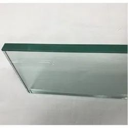 Heat Strengthened Clear Toughened Glass