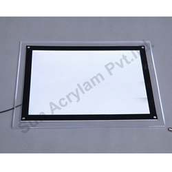 Photo Frame Clear Glass Acrylic Sheet