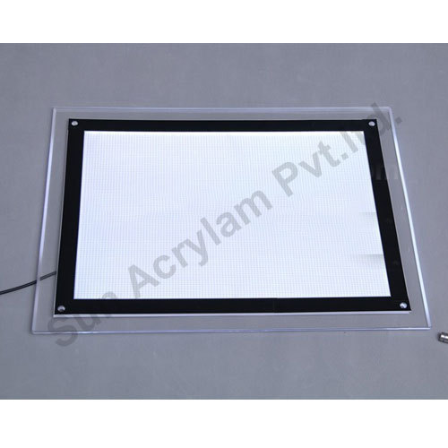 Photo Frame Clear Glass Acrylic Sheet At Rs 500 Piece