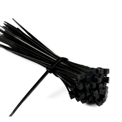 200 mm Black Nylon Cable Ties