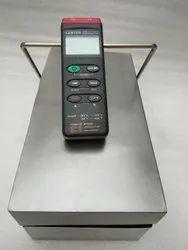 Traveling Temperature Recorder