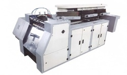Six Clamp Perfect Binding Machine
