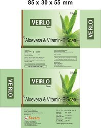 Verlo ( Alovera And Vitamin-e  Soap)