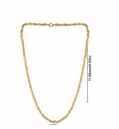 e482744c078e4 1 Gram Gold Plated Chain