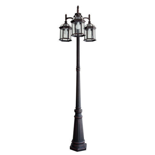 3 light outdoor lamp post at rs 110 kilogram kothariya rajkot 3 light outdoor lamp post mozeypictures