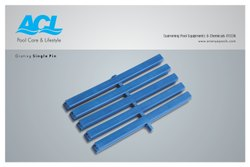Blue Grating Single Pin