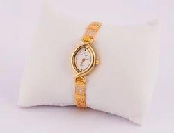 AC003 Gold Watch