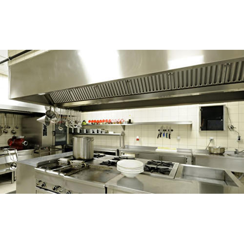 Kitchen Hood Stainless Steel Kitchen Vent Hood
