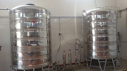 Drinking Water Bottling Plant