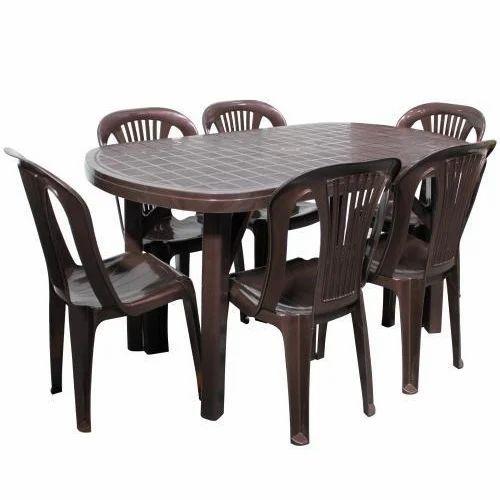 quality design b4022 b6a5b Plastic Dining Table