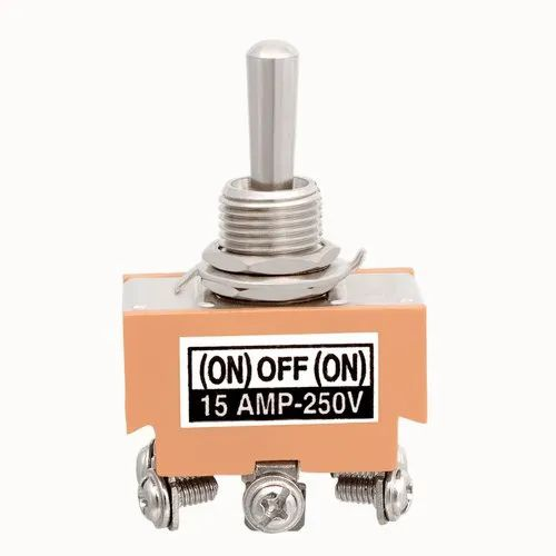 DPDT 20 amp Maintained ~ 6 PIN on-off-on ~ Momentary Rocker Switch US SELLER