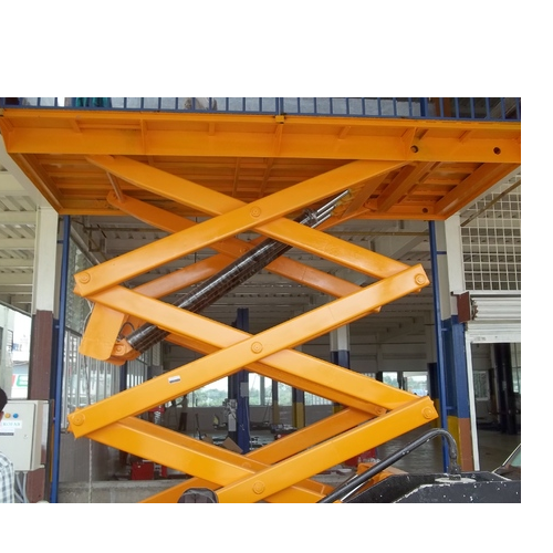 Omkar Hydraulic Car Lift