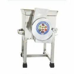 Onion Chilly Cutter Machine by Av Engineering