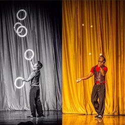Juggling Show in Hyderabad