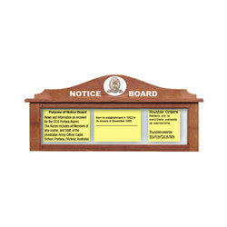 School Notice Board