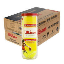 Wilson Championship Compressed Tennis Ball Box
