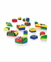 Playground Equipment Plastic Create-A-Shape - 3260 Teaching Toys, Child Age Group: Above 2 Years