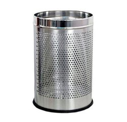 SS Perforated Bins