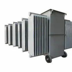 VJP Enterprises Three Phase Low Voltage Transformer, 0.2, Upto 25kVA