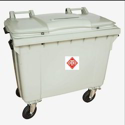 Medium Size Push Dustbin