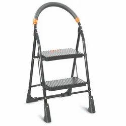 Black Aluminum Ladder