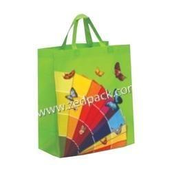 Non Woven Box Type Shopping Bags