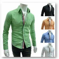RReku Cotton Mens Shirts