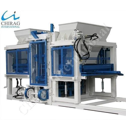 Fully Automatic Vibration Block Making Machine