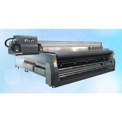 DOCAN Semi-Automatic Flatbed Digital Printer, Automation Grade: Automatic