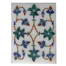 Italian New Deigns Of Marble Inlay Pietre Dure Dinning Table