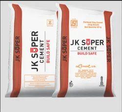 JK Super Cement - PSC, Packaging Type: Pp Sack Bag