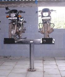 Two Wheeler Washing Jack