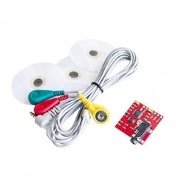 EMG Sensor Module with Electrodes