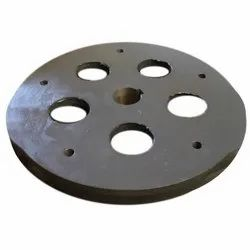 Mild Steel Industrial Machine Motor Pulley, Packaging Type: Box, Capacity: 1 ton
