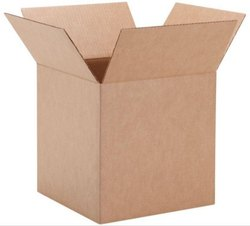 Brown Corrugated Packaging Boxes