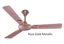 Sunflower Ceiling Fan Rose Gold Metallic