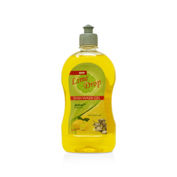 500 ml Lime Drop Lemon Dishwash Liquid, For Dish Washing