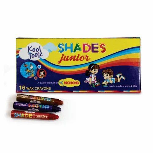 bfc022b1357 Kores Shades Crayons
