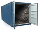 Insulated Shipping Container Liner for Ocean Shipments