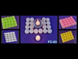 FC-03 Bitoo Nugget Candle 20 PC.