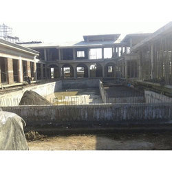 Swimming Pool Turnkey Construction Service