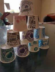 Disposable Plain Paper Cup
